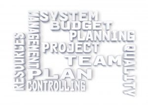 words about project management